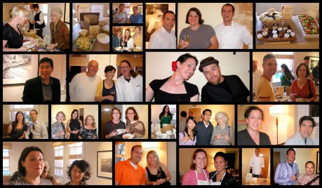 Meet the Cheesemakers 2009 Collage