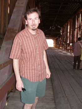 Bryce at Covered Bridge