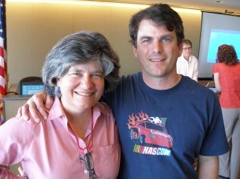 Sue Conley & Mateo Kehler