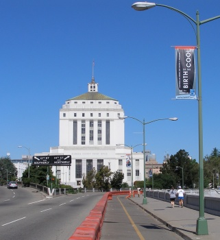 Alameda County Court House, Oakland, California