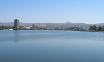 Lake Merritt, Oakalnd, California