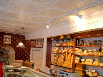 Bedford Cheese Shop Interior