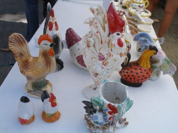 Model Chickens