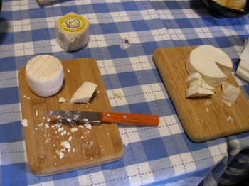 Cheese Samples
