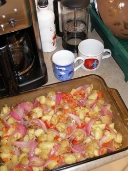 Prior Baking