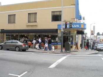 Cheese Plus' Corner (Polk & Pacific, San Francisco)