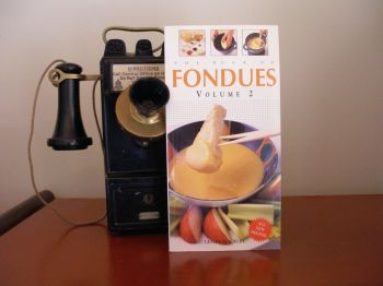 The Book of Fondues Volume 2
