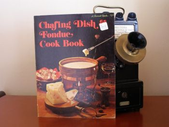 Chafing Dish & Fondue Cook Book